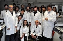 "Zum Artikel ""Students from the University of Buenos Aires visit the Institute of Biomaterials"""