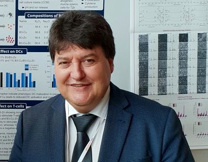 "Zum Artikel ""Prof. Boccaccini to serve a second term in the Council of the European Society for Biomaterials"""